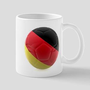 Germany World Cup Ball Mug