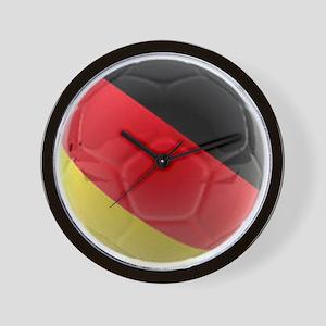 Germany World Cup Ball Wall Clock