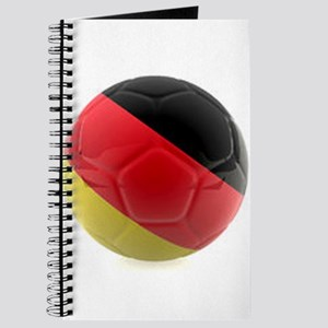 Germany World Cup Ball Journal