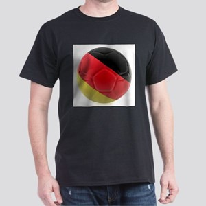 Germany World Cup Ball Dark T-Shirt