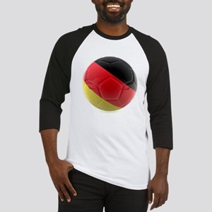 Germany World Cup Ball Baseball Jersey
