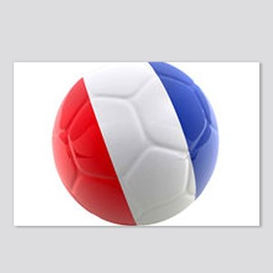 France World Cup Ball Postcards (Package of 8)