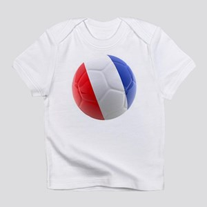 France World Cup Ball Infant T-Shirt