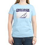 Precision Women's Pink T-Shirt