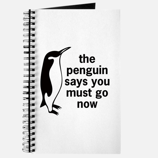 The Penguin Says Journal