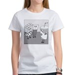 Let's All Go To the Lobby (No Text) Women's T-Shir