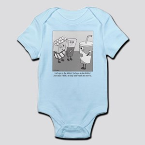 Let's All Go To the Lobby Infant Bodysuit