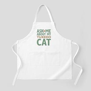 Tuxedo Cat Apron