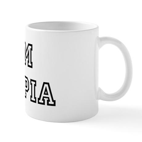 Team Ethiopia Mug