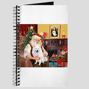 Santa & Amer Eskimo Journal