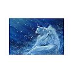 Star Lion 38.5 x 24.5 Wall Peel