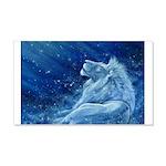 Star Lion 22x14 Wall Peel