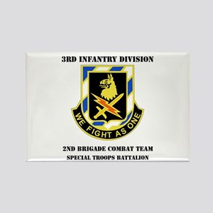 DUI - 2nd BCT - Special Troops Bn with Text Rectan