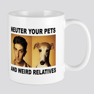 NEUTER THEM ALL Mug
