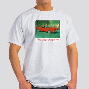 69 Red Charger Painting Light T-Shirt