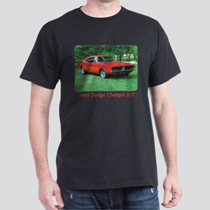 69 Red Charger Photo Dark T-Shirt