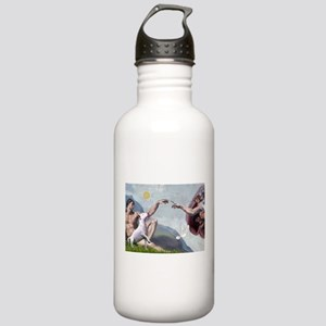 Creation/Bull Terrier Stainless Water Bottle 1.0L