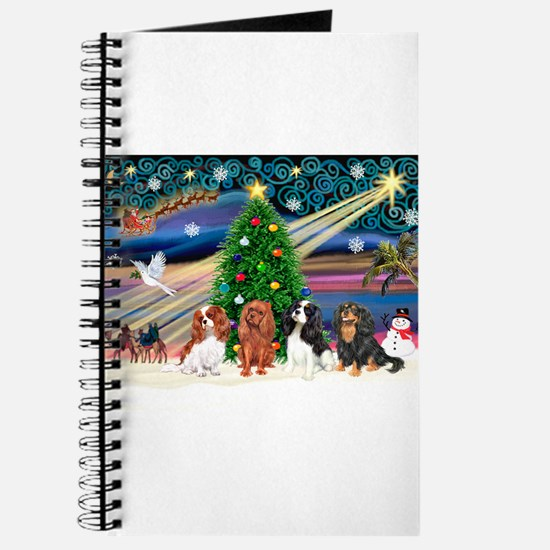 XmasMagic/4 Cavaliers Journal