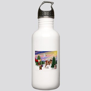 Treat/Cavalier (BL) Stainless Water Bottle 1.0L