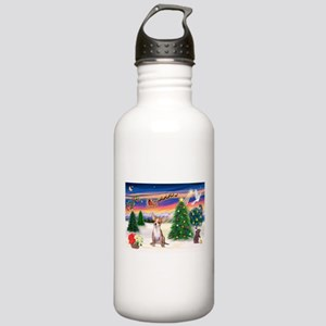 Take Off/Chihuahua Stainless Water Bottle 1.0L