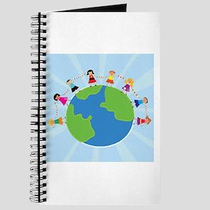 Kids Around the World Journal