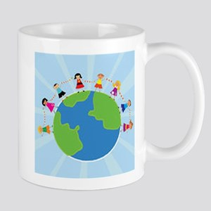 Kids Around the World Mug