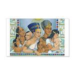 Amarna Family Portrait 22x14 Wall Peel