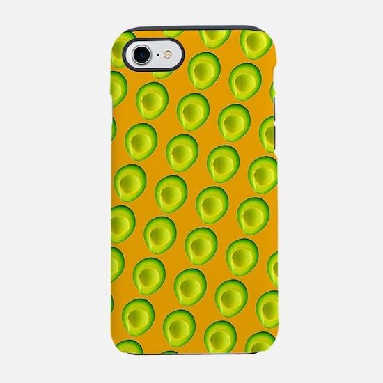Delish Avocado 4Delia iPhone 7 Tough Case