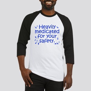 Heavily Medicated Baseball Jersey