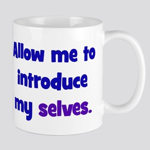 Introduce My Selves Mug