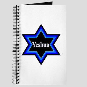 Yeshua Star of David Journal