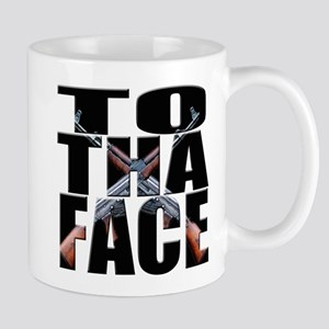To Da Face Call of Duty AK Mug
