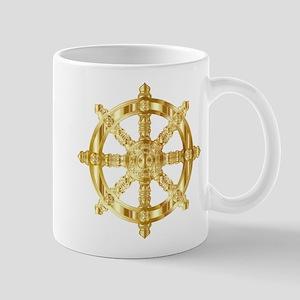 Ornate Mugs