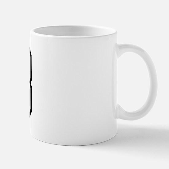 Varsity Uniform Number 23 Mug