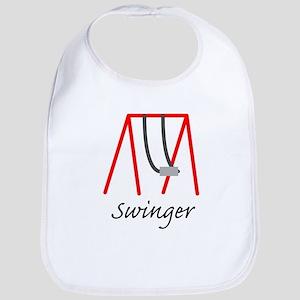 Swinging Swinger Bib