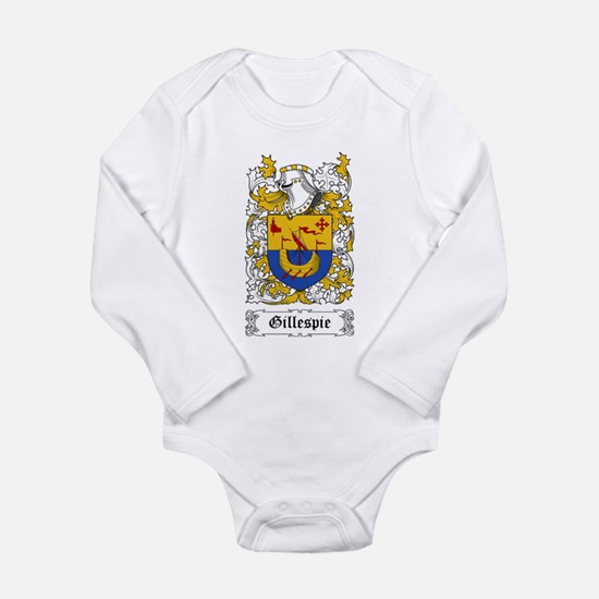 Gillespie Long Sleeve Infant Bodysuit
