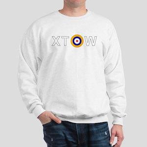 Spitfire WWII markings Sweatshirt