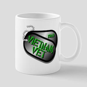 1969 Vietnam Vet Mug