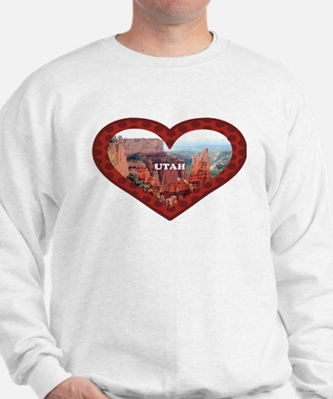 Utah: love Bryce Canyon 5 Sweatshirt