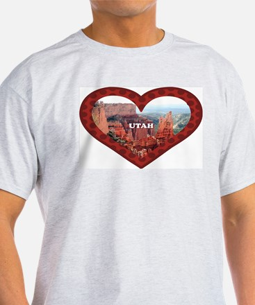 Utah: love Bryce Canyon 5 T-Shirt