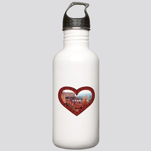 Utah: love Bryce Canyo Stainless Water Bottle 1.0L