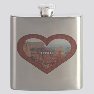 Utah: love Bryce Canyon 5 Flask