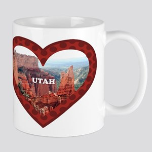 Utah: love Bryce Canyon 5 Mugs