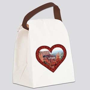 Utah: love Bryce Canyon 5 Canvas Lunch Bag