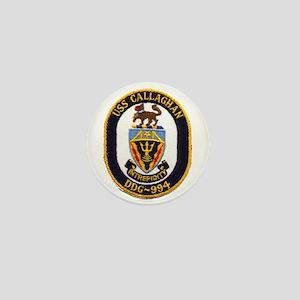 USS CALLAGHAN Mini Button