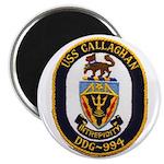 USS CALLAGHAN Magnet