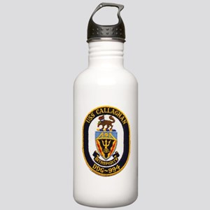 USS CALLAGHAN Stainless Water Bottle 1.0L
