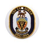 USS CALLAGHAN Ornament (Round)