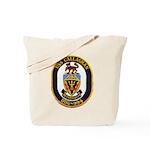 USS CALLAGHAN Tote Bag