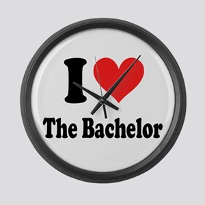 The Bachelor: Large Wall Clock